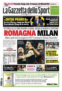 La Gazzetta dello Sport Roma – 05 novembre 2018