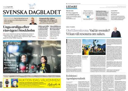 Svenska Dagbladet – 09 april 2019