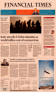 Financial Times UK – 2 March 2020