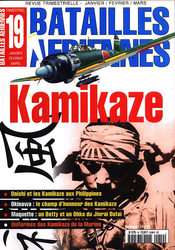 Batailles Aeriennes 19 - Kamikaze [2002]