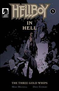 Hellboy in Hell 005 2013 digital