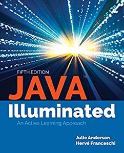 Java Illuminated 5th Edition