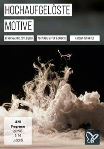 Hochaufgelöste Motive: Staub, Stoff, Feuer, Milch, Efeu & Bodennebel