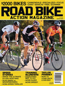 Road Bike Action - March 2010 (US)