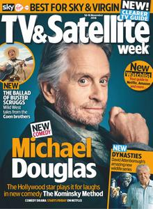 TV & Satellite Week - 10 November 2018
