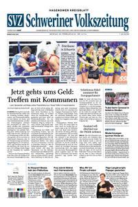 Schweriner Volkszeitung Hagenower Kreisblatt - 25. Februar 2019