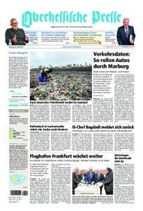 Oberhessische Presse Marburg/Ostkreis - 30. April 2019