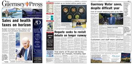 The Guernsey Press – 08 October 2019