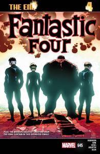 Fantastic Four 645 2015 Digital