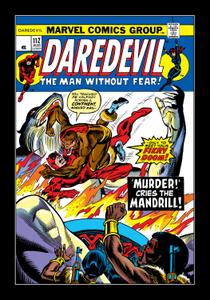 Daredevil 112 1974 Digital Shadowcat