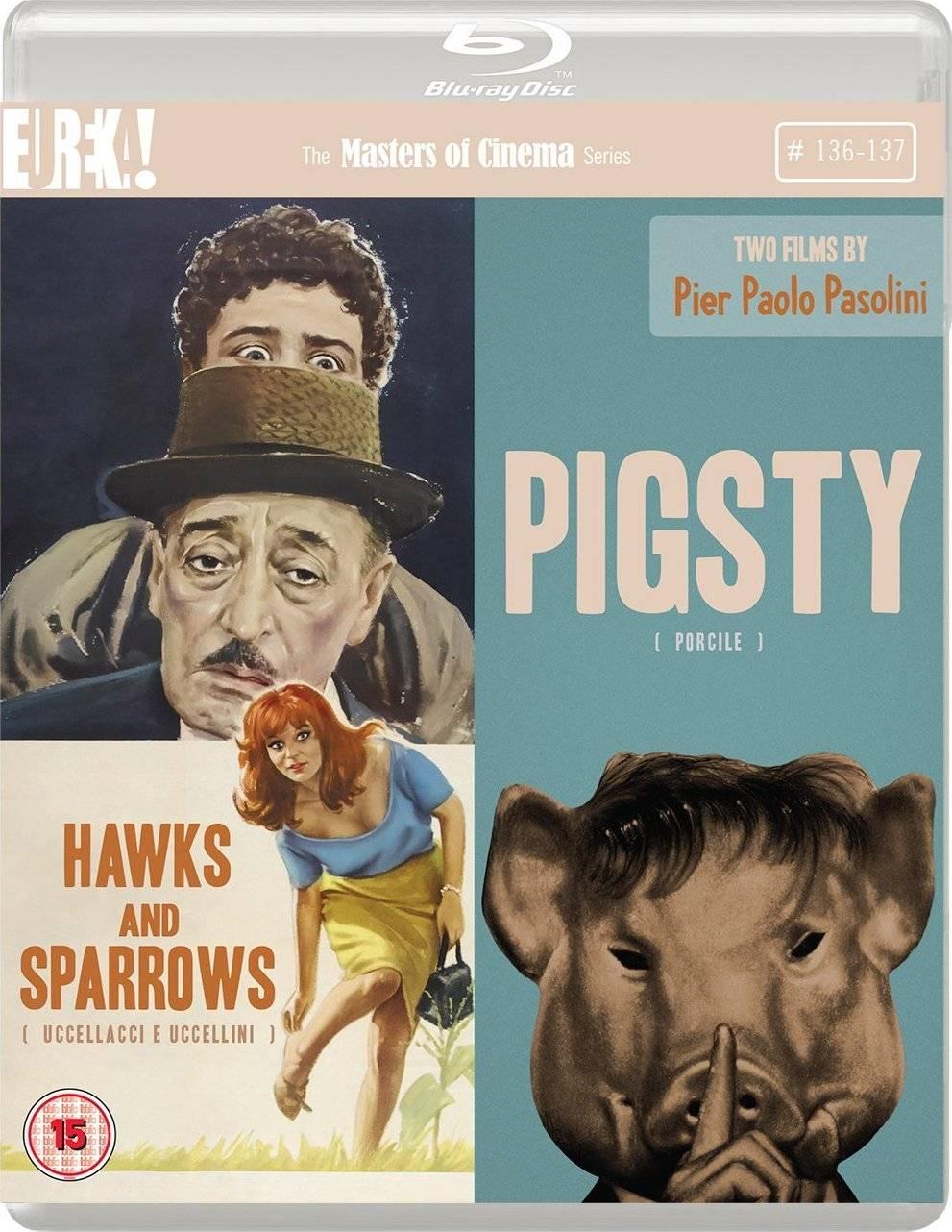 Pigsty (1969) Porcile