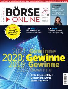Börse Online - 25 Juni 2020