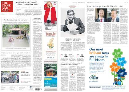 The Globe and Mail – August 20, 2018