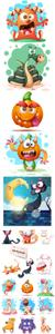 Funny Characters - Vector Graphics