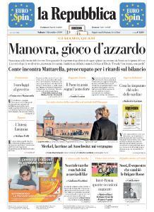 la Repubblica - 7 Dicembre 2019