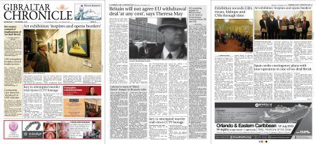 Gibraltar Chronicle – 07 November 2018