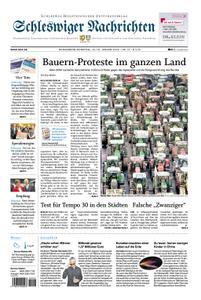 Schleswiger Nachrichten - 18. Januar 2020