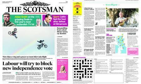 The Scotsman – September 24, 2018