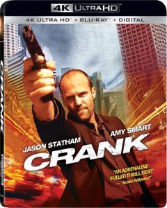 Crank (2006) [4K, Ultra HD]