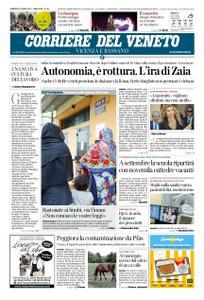 Corriere del Veneto Vicenza e Bassano – 12 luglio 2019