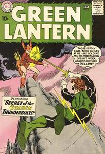 Green Lantern Issue #2 Vol. 1