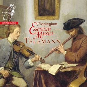 Florilegium - Telemann: Essercizii Musici (2018)