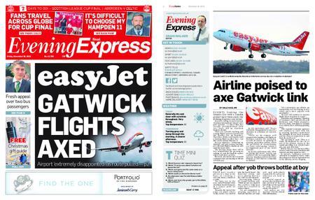 Evening Express – November 30, 2018