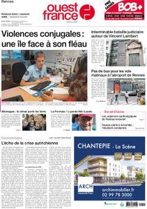 Ouest-France Rennes – 22 mai 2019
