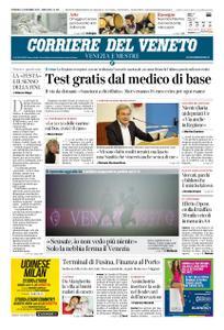 Corriere del Veneto Venezia e Mestre – 01 novembre 2020