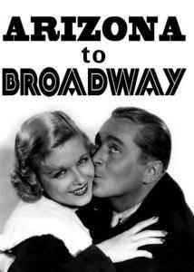 Arizona to Broadway (1933)