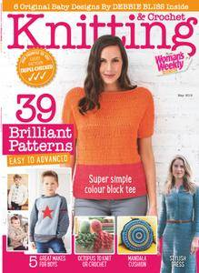 Knitting & Crochet from Woman's Weekly - May 2018
