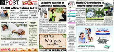 The Guam Daily Post – November 19, 2019