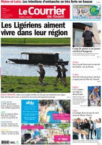 Le Courrier de l'Ouest Nord Anjou – 02 mai 2019