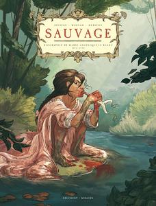 Sauvage - Biographie de Marie-Angélique Le Blanc 1712-1775