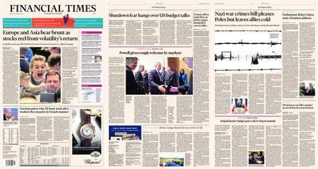 Financial Times Europe – 07 February 2018
