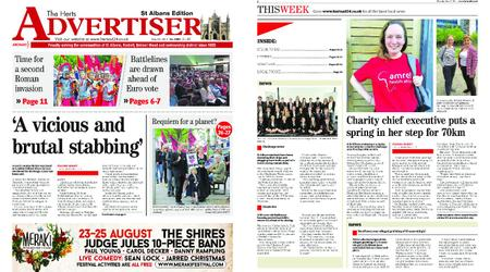 The Herts Advertiser – May 23, 2019