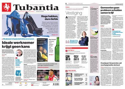 Tubantia - Enschede – 11 april 2019