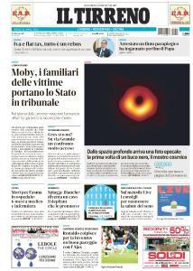 Il Tirreno Livorno - 11 Aprile 2019