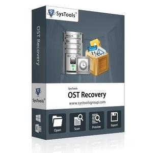 SysTools OST Recovery 7.0