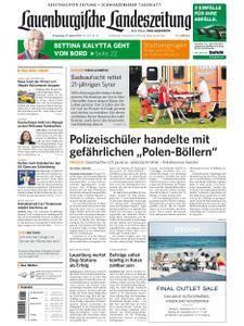 Lauenburgische Landeszeitung - 31. August 2017