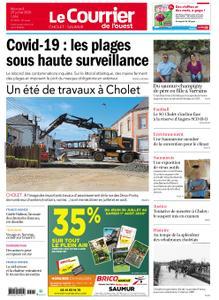 Le Courrier de l'Ouest Cholet – 29 juillet 2020
