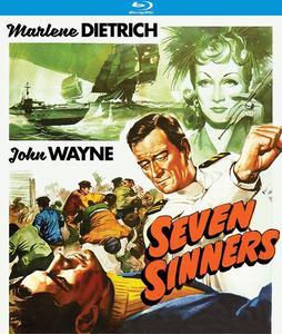 Seven Sinners (1940)
