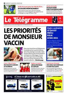 Le Télégramme Brest Abers Iroise – 05 juin 2021