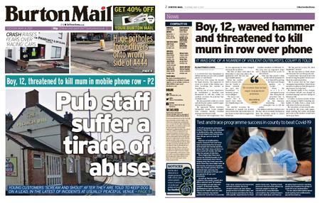 Burton Mail – May 04, 2021