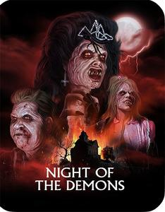 Night of the Demons (1988) [w/Commentaries]