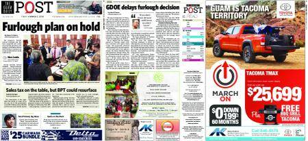 The Guam Daily Post – March 02, 2018