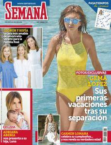 Semana España - 08 agosto 2018