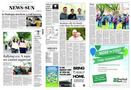 Lake County News-Sun – September 21, 2019