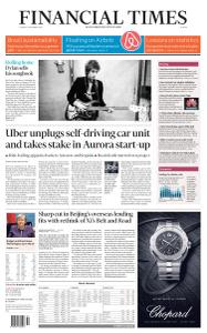 Financial Times Europe - December 8, 2020