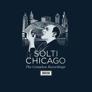 Chicago Symphony Orchestra, Sir Georg Solti - Solti: The Complete Chicago Recordings (2017) [108CD Box Set]